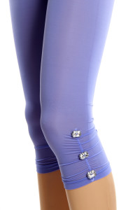 legging court violet