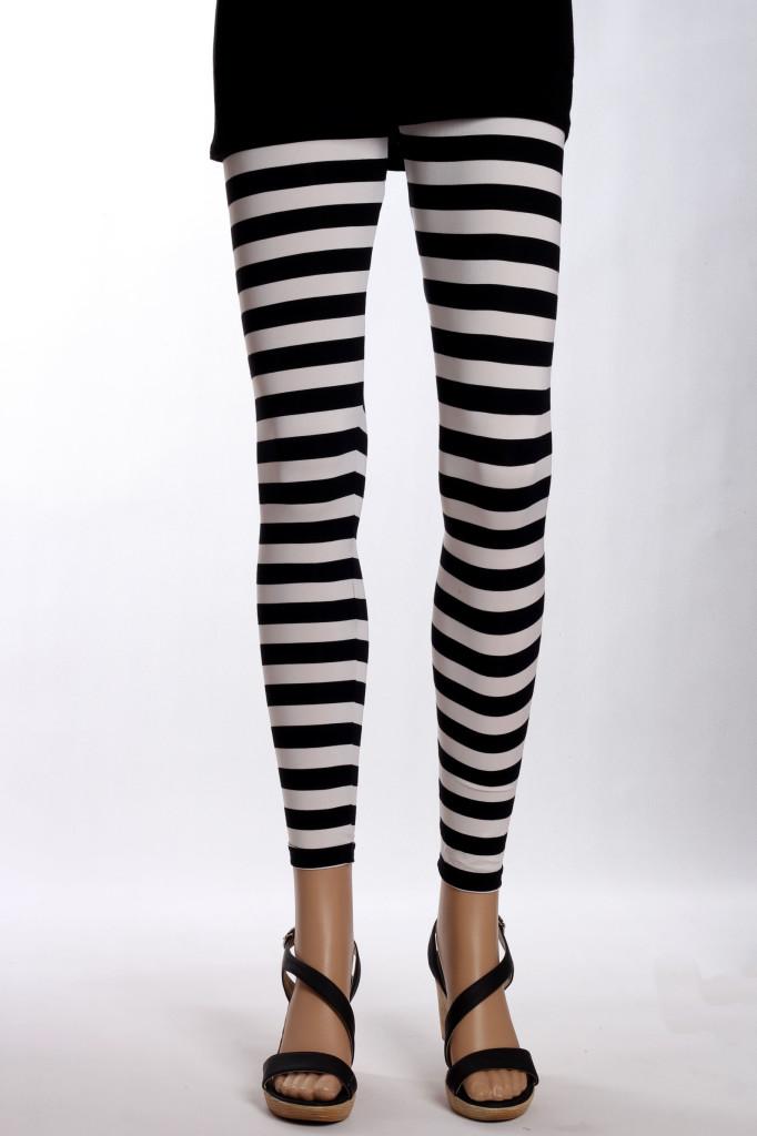 Legging Zebre pour des Jambes de Gazelle!